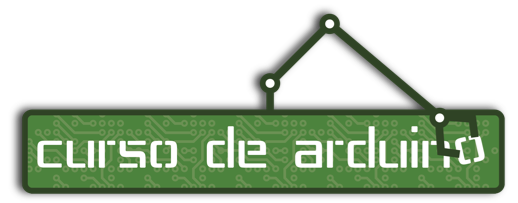 Logotipo do Curso de Arduino